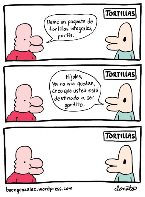 Las tortillas de harina integrales