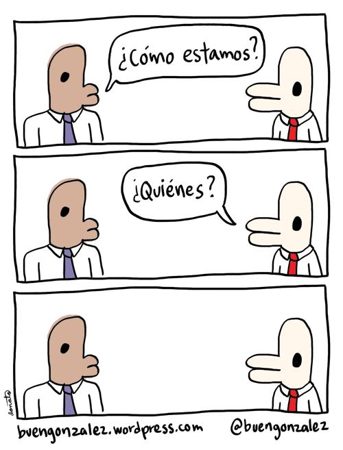 El confundido