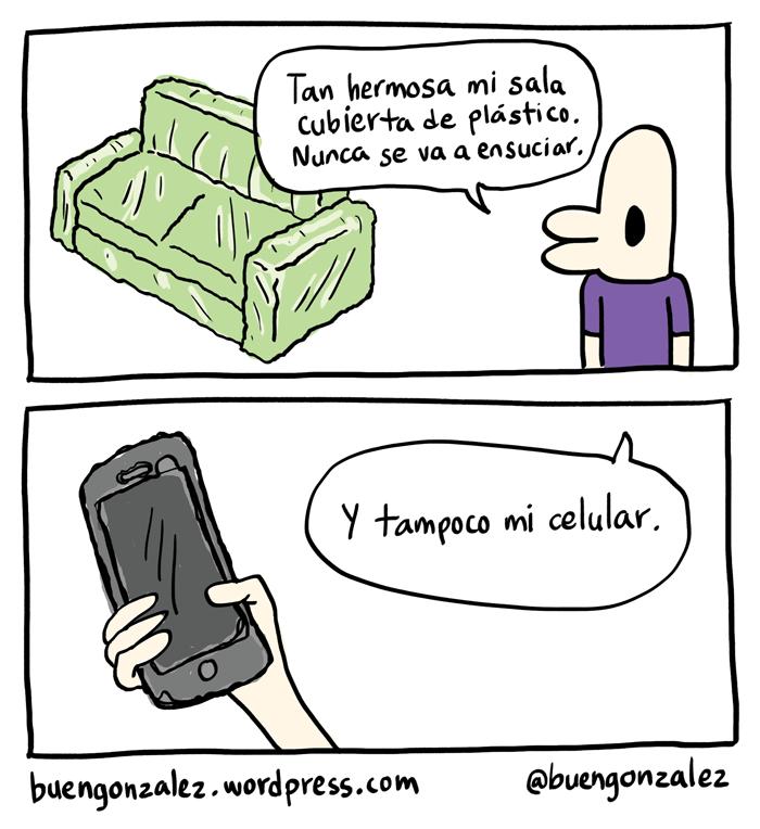 Cubiertas de plástico