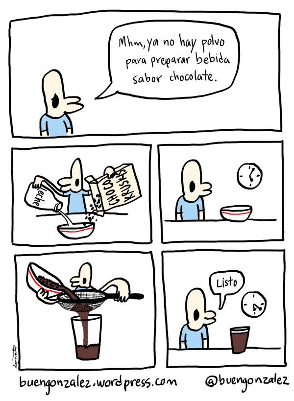 la chocoleche