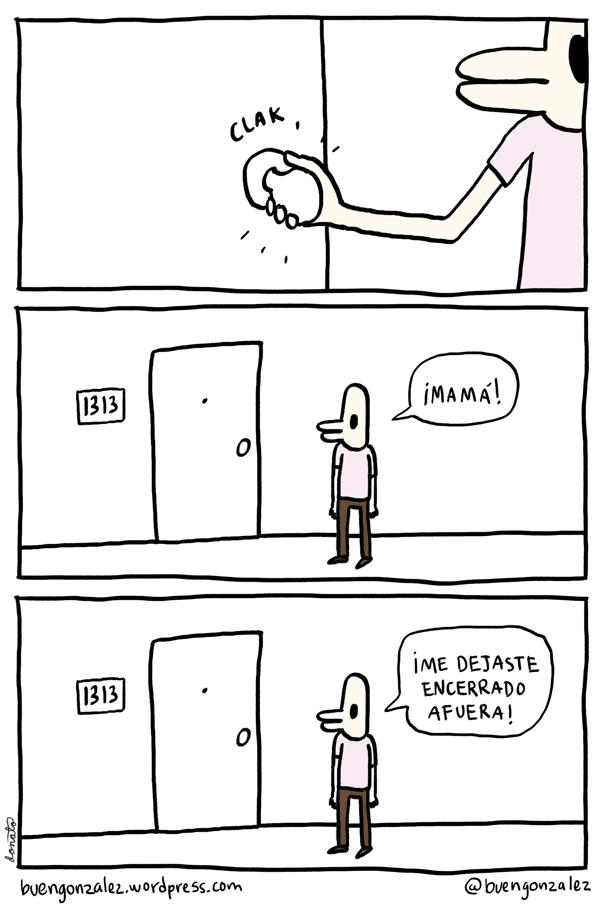 El Encerrado