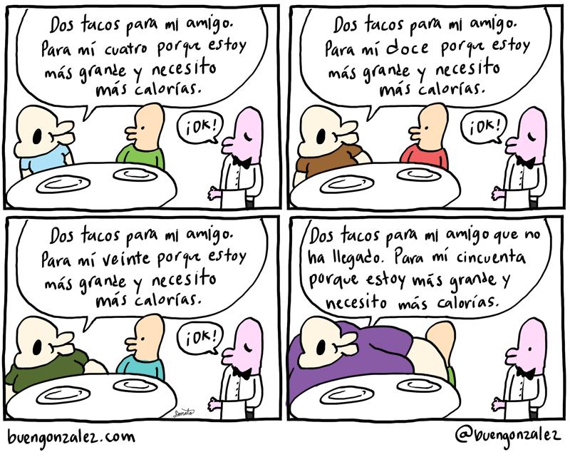Las calorías